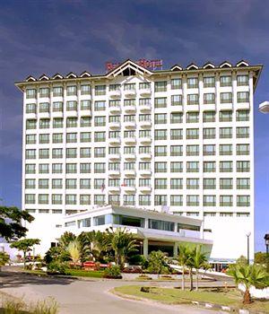 Sabah Oriental Hotel Kota Kinabalu Sabah Malaysia Map