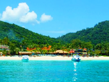 Redang Paradise Resort Pulau Redang Island Terengganu
