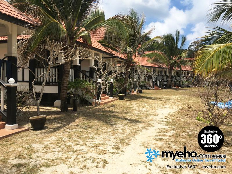 Sari Pacifica Resort Spa Pulau Redang